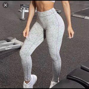 Gymshark fleur leggings